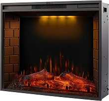 Youthup - In Wall Electric Fireplace 30inch 5