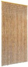 Youthup - Insect Door Curtain Bamboo 90x220 cm