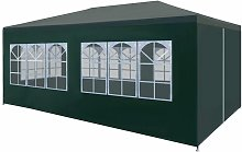 Youthup - Party Tent 3x6 m Green