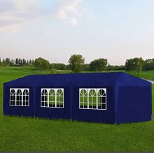 Youthup - Party Tent 3x9 m Blue