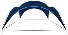 Youthup - Party Tent Arch 450x450x265 cm Dark Blue
