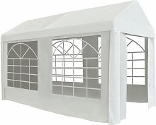 Youthup - Party Tent PE 2x4 m White