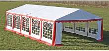 Youthup - Party Tent Top and Side Panels 10 x 5 m