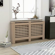 Youthup - Radiator Cover 152x19x81 cm MDF