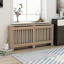 Youthup - Radiator Cover 172x19x81 cm MDF