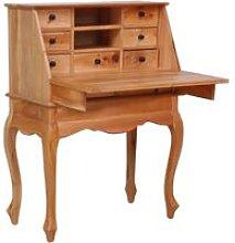 Youthup - Secretary Desk 78x42x103 cm Solid