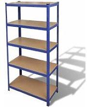Youthup - Storage Shelf Garage Storage Organizer