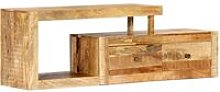 Youthup - TV Cabinet 120x30x40 cm Solid Mango Wood