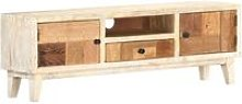 Youthup - TV Cabinet 120x30x40 cm Solid Reclaimed