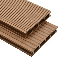 Youthup - WPC Hollow Decking Boards with