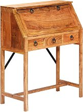 Youthup - Writing Desk 90x40x107cm Solid Acacia