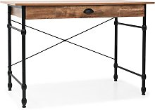 Youthup - Writing Desk with Drawer 110x55x75 cm