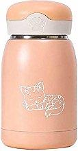 YOUXIWANG 300ML Mini Coffee Vacuum Flasks Lovely