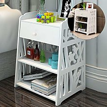 Youyijia Bedside Table 30 * 30 * 50Cm Wooden
