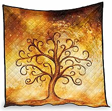YOUYO Spark Tree of Life Air Conditioner Quilt