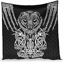 YOUYO Spark Viking Bear claw Air Conditioner Quilt