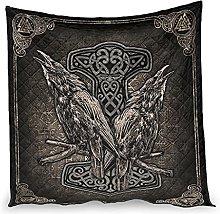 YOUYO Spark Viking hammer And Ravens Air