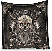 YOUYO Spark Viking Odin Beard Skull Ax Air