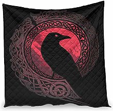 YOUYO Spark Viking Ravens In Air Conditioner Quilt