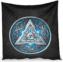 YOUYO Spark Viking Rune Valknut Blue Air