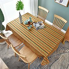 YOUYUANF tablecloth Home decoration Oxford cloth