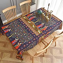YOUYUANF tablecloth Rectangular table of