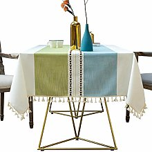 YOUYUANF Tablecloth wipe rectangular disposable