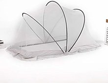 YQ&TL Baby Bed Mosquito Net Child Foldable Newborn