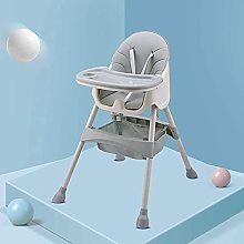 YQCX Beautiful Adjustable Baby Highchair,Removable