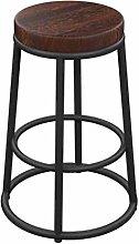 YQCX Breakfast Bar Stool Height Chairs, Kitchen