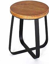 YQCX Kitchen Chairs Bar Stools Counter Metal Leg