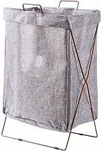 YQCX Storage Baskets Folding Hamper Basket