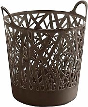 YQCX Storage Baskets Simple Portable Dirty Clothes