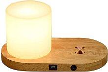YQCX Zlw-Shop Smart Bedside Table Lamp Desk Lamp
