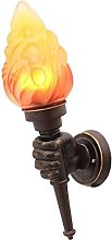 YQG Wall Light Bright Retro Industrial Style