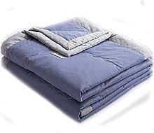 YQHLHT Soft Hollowfibre Duvet Quilt,Summer Thin