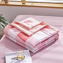YQHLHT Soft Silky Microfibre Duvet,Spring and
