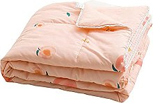 YQHLHT Soft Silky Microfibre Duvet,Washed Cotton