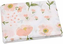 Yqs Blanket 120X120CM Muslin Blanket Soft (Color :
