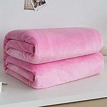 Yqs Blanket Soft Warm Coral Fleece Blanket Winter