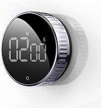 Yqs Kitchen Timer LED Digital Kitchen Timer For