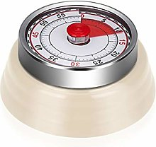 Yqs Kitchen Timer Stainless Steel Mechanical
