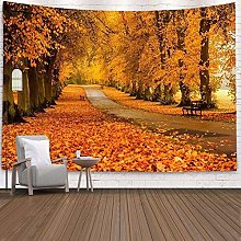 Yqs Tapestry Natural Forest Tapestry Landscape
