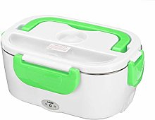 yqs Thermal Lunch Box 2 in 1 Portable Electric
