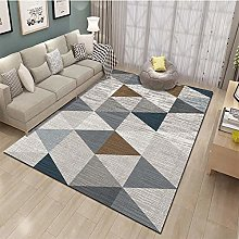 YQZS Carpet Rectangular Children'S Carpet Gray