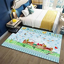YQZS Carpet Rectangular Children'S Carpet