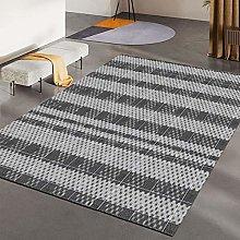 YQZS Carpets bedroom rug Geometric Modern Area