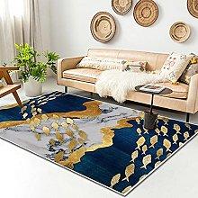 YQZS Large Household Carpet Goldfish Large Area