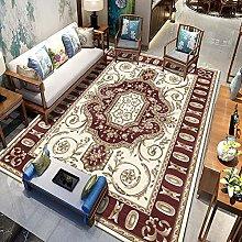 YQZS Modern Simple Bedroom Bedside Carpet Classic