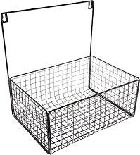 YRHH All-purpose Basket Metal Wire Storage Basket